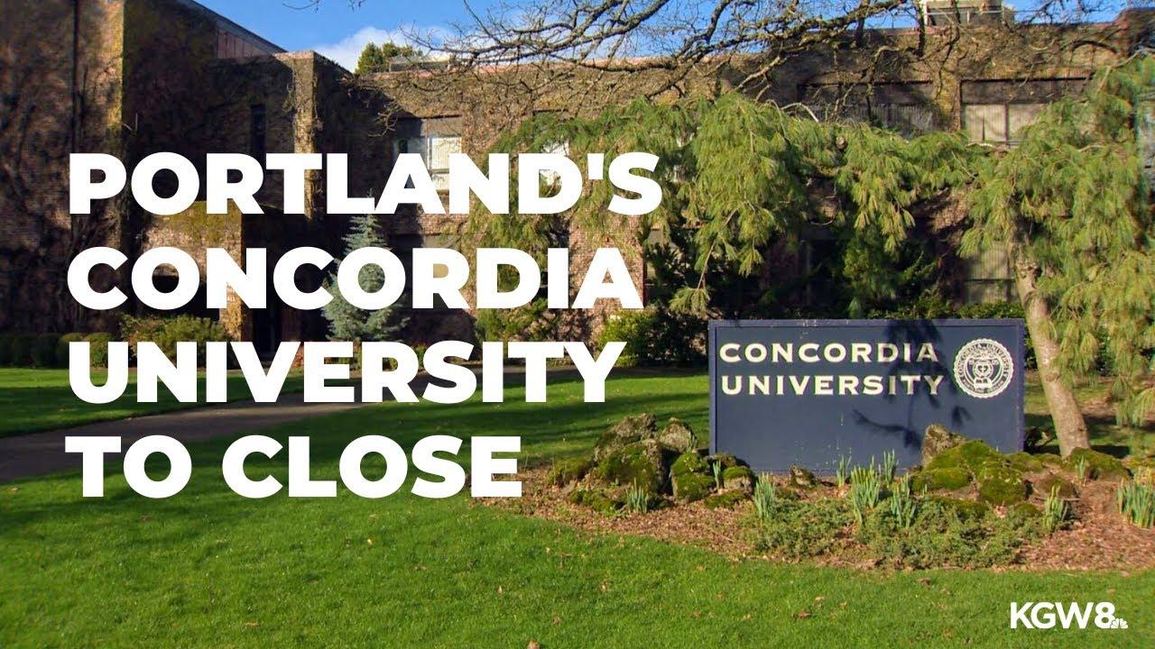 concordia university portland map Concordia University Portland Announces Teach Out Plans Kgw Com concordia university portland map
