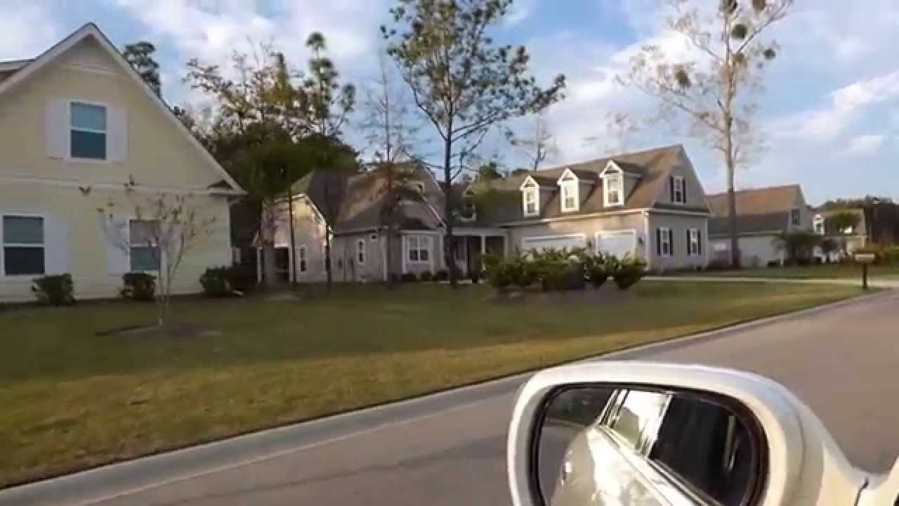Lawton Station in Bluffton South Carolina - YouTube