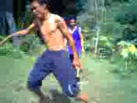 Funniest Video - ( New Cuyo,  Roxas,  Palawan )