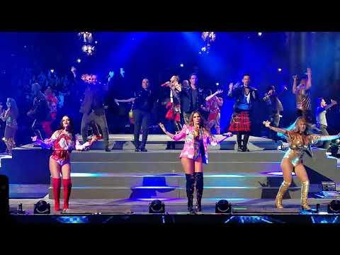ANTRO Kabah ft Todos (90s Pop Tour 3) Monterrey