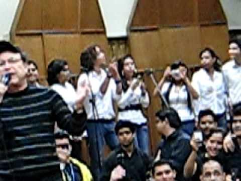 Rub n blades y la banda latinocaribe a del conservatorio for Conservatorio simon bolivar blog