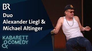 Das Duo Alexander Liegl und Michael Altinger bei der Kabarett-Gala der radioSpitzen