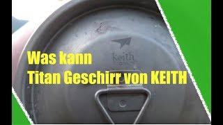 Keith Titan Outdoor Geschirr