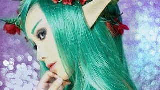 Mystical Elf/Fairy Makeup Tutorial