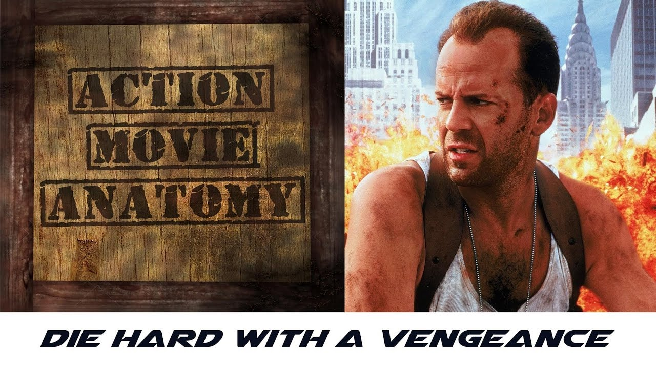 Die Hard With A Vengeance 1995 Review Action Movie Anatomy Youtube