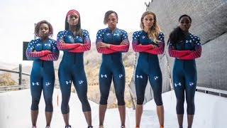 Interview with USA Bobsled Team's Briauna Jones