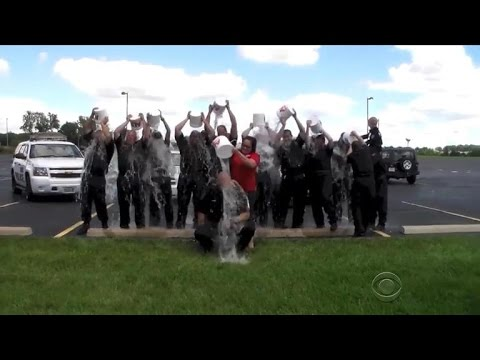 """""""Ice bucket challenge"""" pays off in big way for ALS research"""