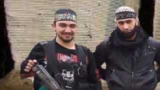 انشودة سوريا لاسلام اهداء للجيش الحر حامل لواء الاسلام