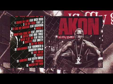 Akon - In my ghetto Full Album