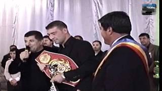Primarul Busteni-ului (Emanoil Savin)   discurs  #3  PT Remember