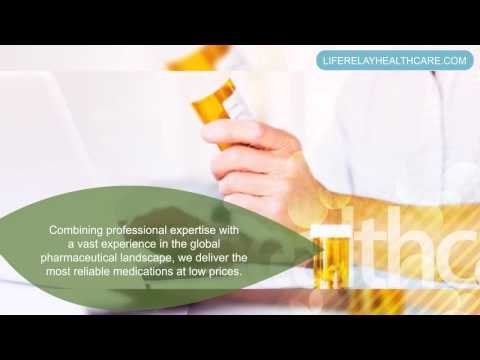 Life Relay Health Care Solutions Inc.   Professional Pharmacy Service