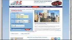 Dallas DFW Car Rentals In Terminal Location