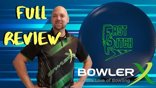 Fast Pitch Bowling Ball from Storm | Full Uncut Review with Commentary