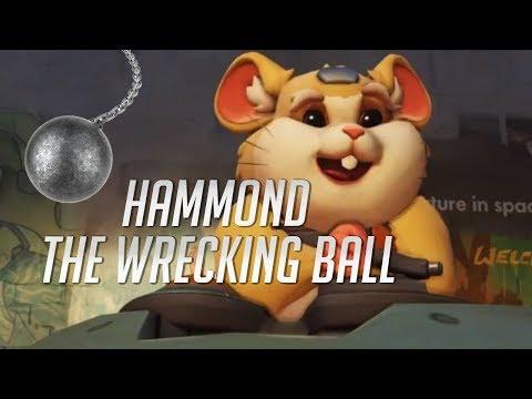 Hammond the Wrecking Ball