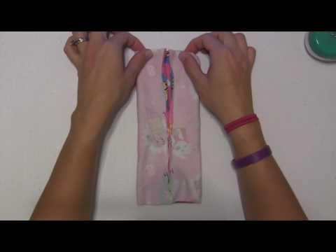 8e227f9c84 How to make thumbhole cuffs - YouTube