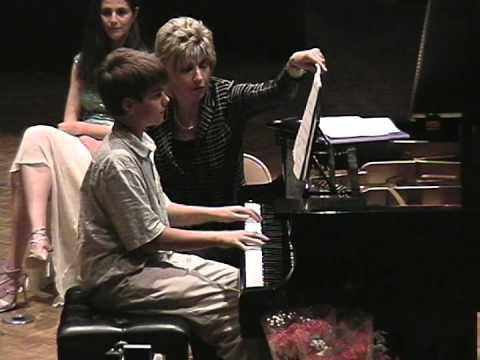 Sophia's Piano Recital Annual Recital 3 Part 2 April 30, 2006