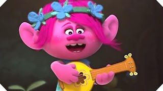 """TROLLS - """"Sound Of Silence"""" - Movie Song CLIP (Animation - 2016)"""