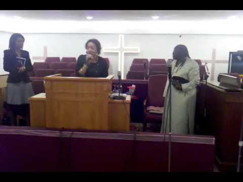 Pastor Nikki Hampton @ SeparatedBy Purpose