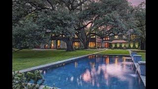 English Georgian-Style Home in Houston, Texas