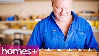 Scott Cam Diy: Tea Light Holder - Homes+