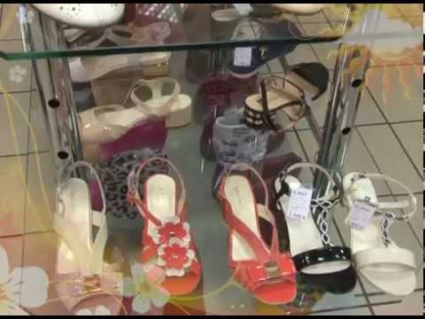 Смотреть Обзор летней коллекции обуви
