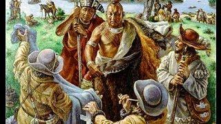 HENRY R. SCHOOLCRAFT: A DESTERTED OSAGE INDIAN VILLAGE - NATIV…