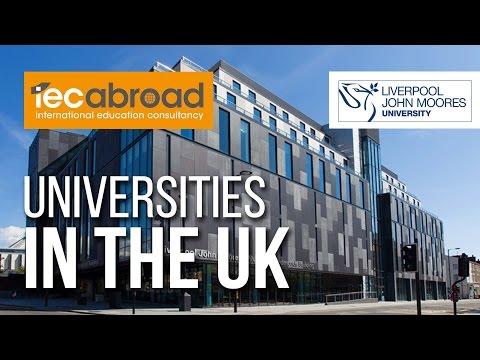 Liverpool John Moores University LJMU