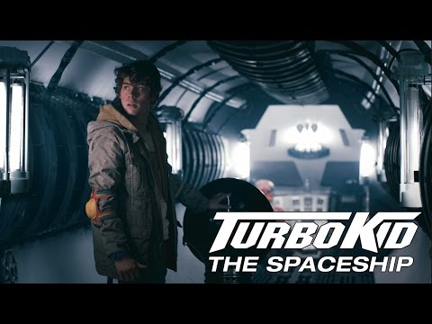 TURBO KID - The Spaceship - Official Clip
