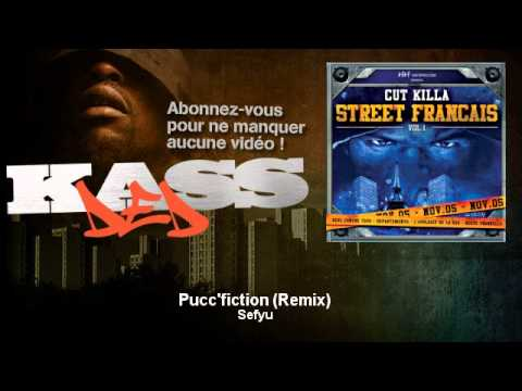 Youtube: Sefyu – Pucc'fiction – Remix – feat. Kommando Toxic