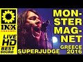 watch he video of MONSTER MAGNET superjudge - A&M Years Tour GR2016