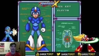 Megaman X Speed Run ATTEMPT (ITS SO BAD) Part 1