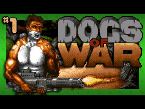 Dogs Of War (Amiga) - Part 1: When Do We See The Dogs? - Octotiggy