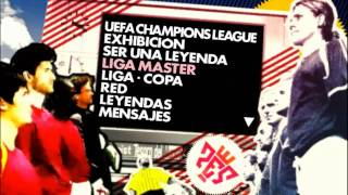 pes 2009 liga máster gameplay