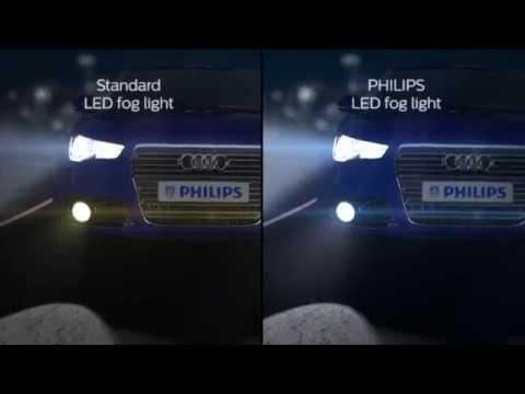 Philips X-treme Ultinon LED Fog Bulb