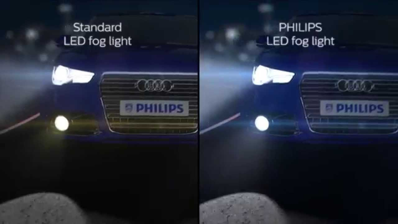 Philips X Treme Ultinon LED Fog Bulb   YouTube