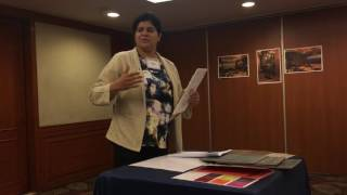 pooja sethia s 8 minutes presentation