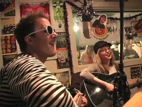 The Ting Tings - Interview part 1