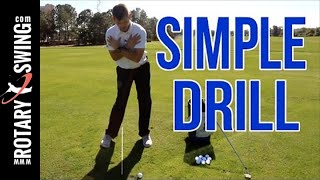 Weight Shift Made REALLY Easy | Golf Lesson