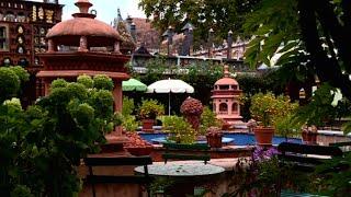 Les jardins secrets : quand l'Andalousie s'invite en Haute-Savoie