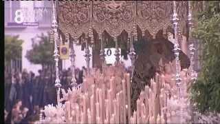 Esperanza de Triana saliendo de Catedral, Madrugá
