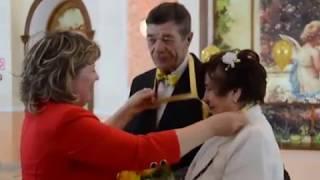 Подарили одну медаль на двоих на золотую свадьбу, Блокнот Россоши, 15.05.2018