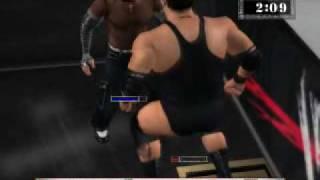 WWF/E RAW PC Gameplay