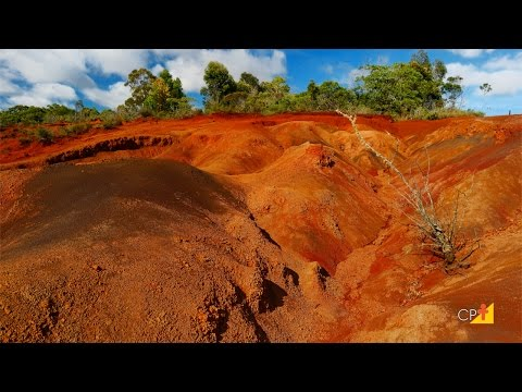 Erosão - Curso Técnicas Mecânicas de Conservação de Água e Solo