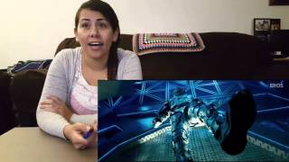 Krrish 3 (Theatrical Trailer) Cynthia's Reaction with English Subtitles