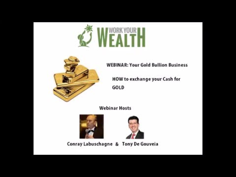 The Gold Bullion Business - HOW?