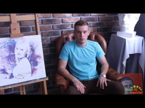 Портрет на заказ, портрет по фото, фото на холсте, коллаж