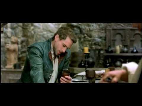 "Christopher Marlowe in ""Shakespeare in Love"""