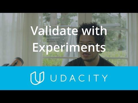 Validate Efforts Through Experiments | Measurement Fundamentals | App Marketing | Udacity