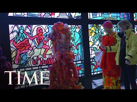 A Political Moment At The Whitney's Biennial | State of the Art | TIME
