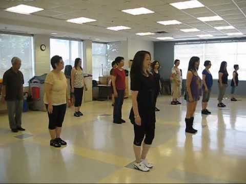 Play That Funky Music - line dance (dance & walk through)